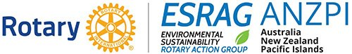 ESRAG ANZPI - Environmental Sustainability Rotary Action Group - ANZPI Region